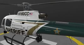 AS-350 Hillsborough County Sheriff