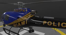 AS-350 Miami City Police