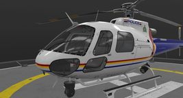 AS-350 Royal Canadian Mounted Police