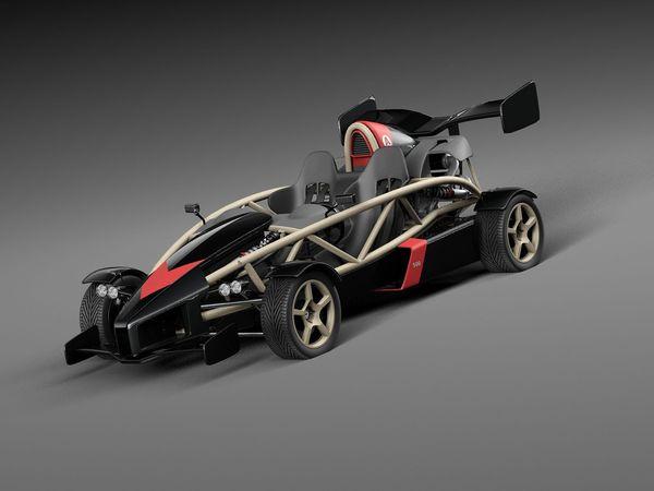 ariel atom 500 v8 racing car vehicles 3d models. Black Bedroom Furniture Sets. Home Design Ideas