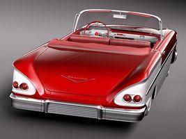 Chevrolet Bel Air 1958 convertible 2737_6.jpg