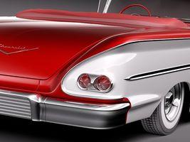 Chevrolet Bel Air 1958 convertible 2737_4.jpg