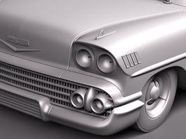 Chevrolet Bel Air 1958 convertible 2737_11.jpg
