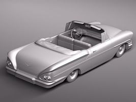 Chevrolet Bel Air 1958 convertible 2737_9.jpg