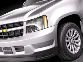 Chevrolet Tahoe Hybrid 2010 2847_3.jpg