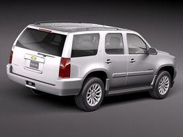Chevrolet Tahoe Hybrid 2010 2847_5.jpg