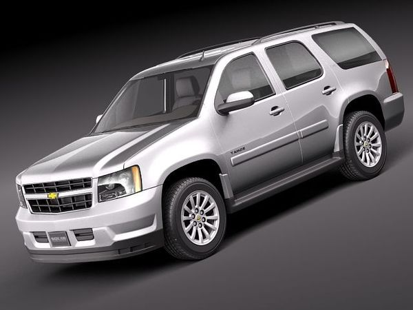 Chevrolet Tahoe Hybrid 2010
