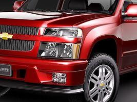 Chevrolet Colorado 2004 2010 crew cab 2873_5.jpg