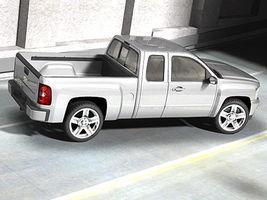 Chevrolet Silverado Extended cab 2899_4.jpg