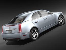 Cadillac CTS 2009 2928_5.jpg