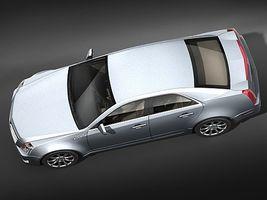 Cadillac CTS 2009 2928_8.jpg