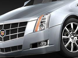 Cadillac CTS 2009 2928_3.jpg