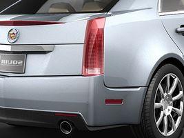 Cadillac CTS 2009 2928_6.jpg