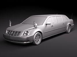 Cadillac DTS Armored Presidental Limousine 2929_10.jpg