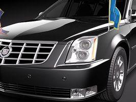 Cadillac DTS Armored Presidental Limousine 2929_3.jpg
