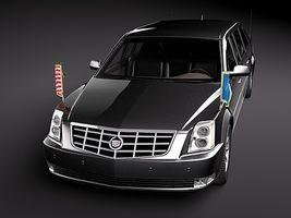 Cadillac DTS Armored Presidental Limousine 2929_2.jpg