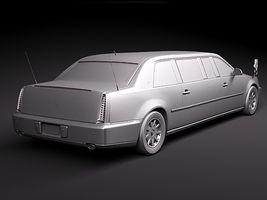 Cadillac DTS Armored Presidental Limousine 2929_9.jpg