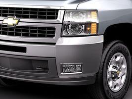Chevrolet Silverado 2500hd regular cab 3012_3.jpg