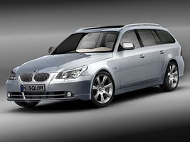 bmw 5 2006 estate 3054_5.jpg