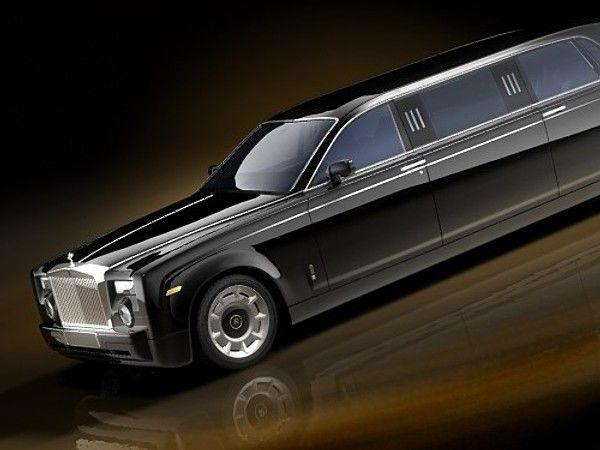 Rolls Royce Limo >> Rolls Royce Phantom Limo