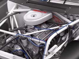 Nascar 2010 Ford Taurus Stanley BestBuy 3338_3.jpg