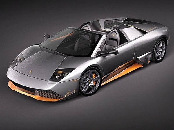 Lamborghini Murcielago LP650 4 Roadster 3437_1