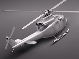 Police Bell 412 Surveillance Copter 3488_8.jpg