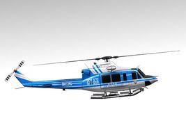 Police Bell 412 Surveillance Copter 3488_9.jpg