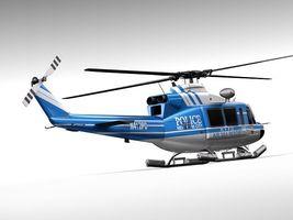Police Bell 412 Surveillance Copter 3488_6.jpg