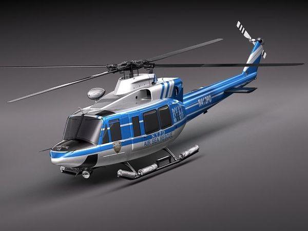 Police Bell 412 Surveillance Copter 3488_1.jpg