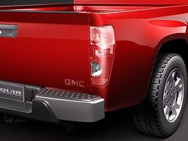 GMC Canyon 2004 2010 regular cab 3528_4.jpg