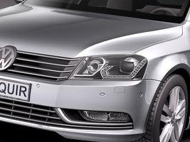 Volkswagen Passat 2011 sedan 3542_4.jpg