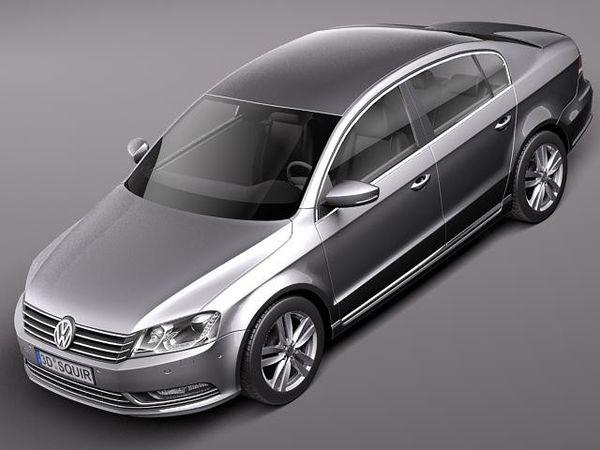Volkswagen Passat 2011 sedan 3542_1.jpg