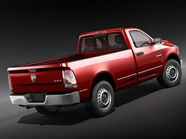dodge ram 2009 regular cab 3615_5.jpg