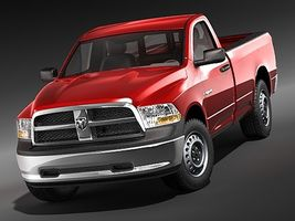 dodge ram 2009 regular cab 3615_2.jpg