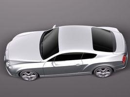 Bentley Continental GT 2012 midpoly 3655_3.jpg