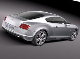 Bentley Continental GT 2012 midpoly 3655_5.jpg