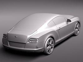 Bentley Continental GT 2012 midpoly 3655_8.jpg