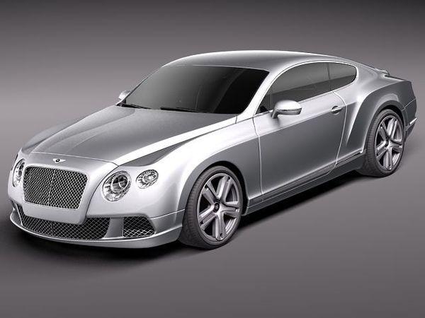 Bentley Continental GT 2012 midpoly 3655_1.jpg