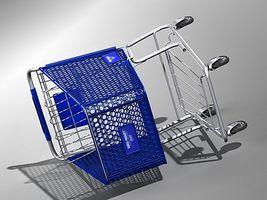 Shopping Cart Wallmart 3779_4.jpg