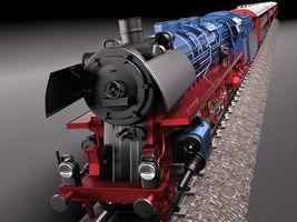 Steam Train Express F series BR 03 10 1950 3799_2.jpg