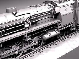 Steam Train Express F series BR 03 10 1950 3799_9.jpg