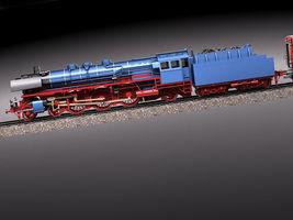 Steam Train Express F series BR 03 10 1950 3799_4.jpg