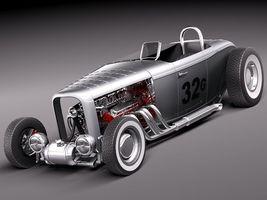Ford 1932 HotRod Salt Lake Racer 3819_2.jpg