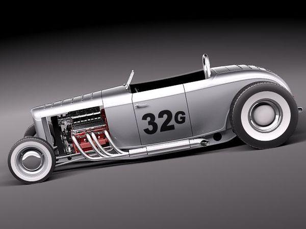 Ford 1932 HotRod Salt Lake Racer 3819_1.jpg