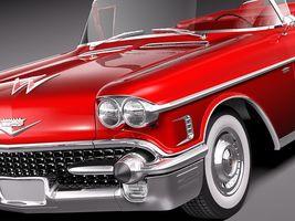 Cadillac Deville Convertible 1958 3828_3.jpg