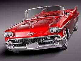 Cadillac Deville Convertible 1958 3828_2.jpg