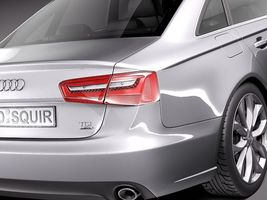 Audi A6 sedan 2012 3841_4.jpg