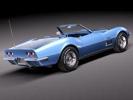 Chevrolet Corvette C3 1969 convertible 3865_5.jpg