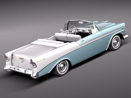 Chevrolet Bel Air 1956 Convertible 3868_6.jpg